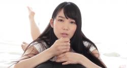 สาวญี่ปุ่นอมควยแล้วชักว่าวจนแตกคาปากเลย